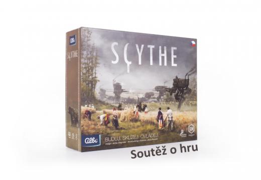 Soutěž o strategickou hru Scythe
