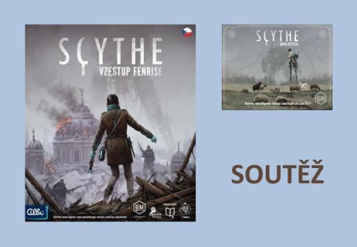 Soutěž o Scythe: Vzestup Fenrise a Nová setkání