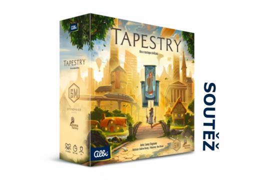 Soutěž o hru Tapestry