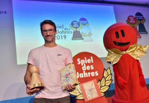 Cenu Spiel des Jahres 2019 získala hra Just One