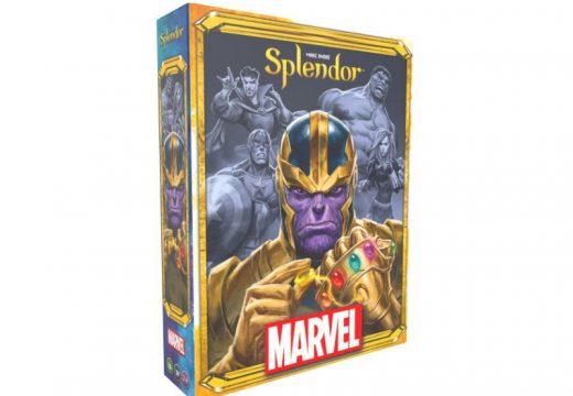 Splendor Marvel vás zavede do světa super hrdinů