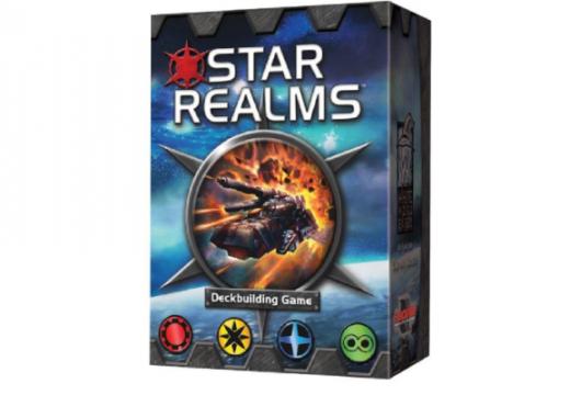 Hvězdná bitva se Star Realms může začít