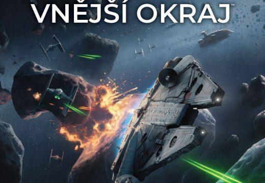 Blackfire vydá v češtině Star Wars: Vnější okraj