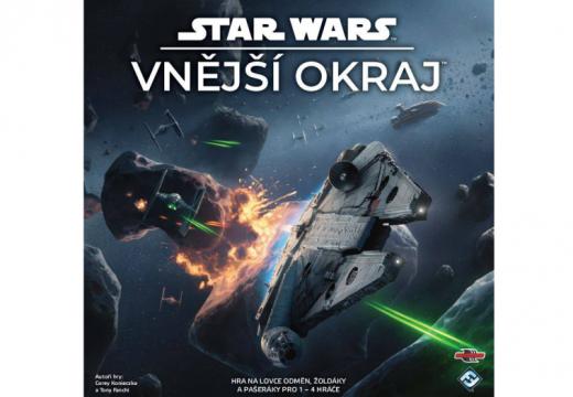 Dobrodružná hra Star Wars: Vnější okraj již dorazila