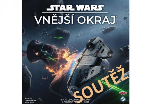 Soutěž o hru Star Wars: Vnější okraj