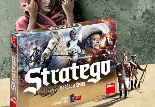 Stratego přichází v nové edici od Dina