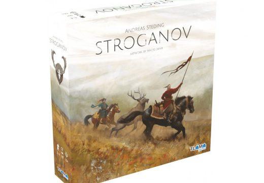 TLAMA games vydá strategickou hru Stroganov