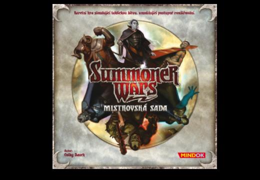 Mistrovská sada Summoner Wars je kompletně v češtině
