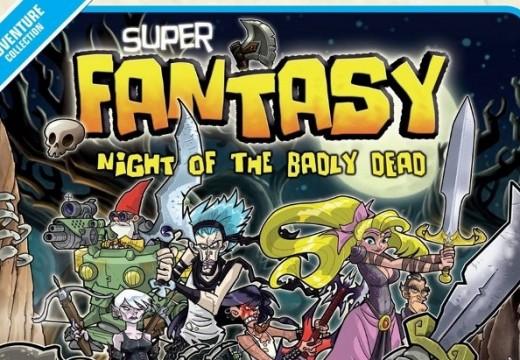 Letos se představí také Super Fantasy