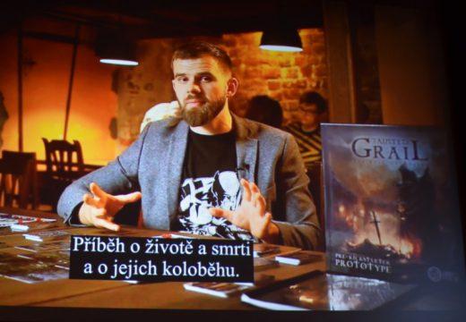 Albi připravuje velkou hru Tainted Grail: Pád Avalonu