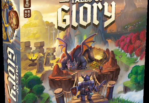 REXhry chystají rodinnou fantasy hru Tales of Glory