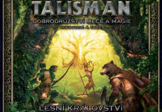 K Talismanu přibude velké rozšíření Lesní království