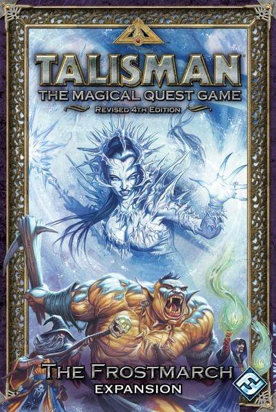 REXhry vydají rozšíření hry Talisman: The Frostmarch