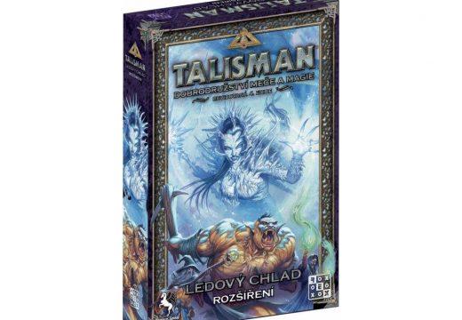 Ledový chlad svírá svět Talismanu
