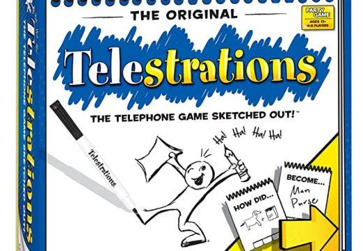 REXhry vydají párty hru Telestrations