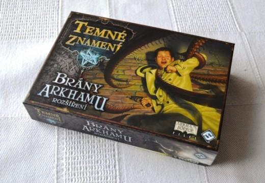 Brány Arkhamu přináší nová dobrodružství do hry Temné znamení