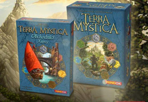 Terra Mystica se dočká nového rozšíření Obchodníci