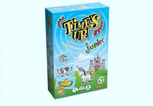 Time´s Up! si nyní zahrajete i s nejmladšími hráči