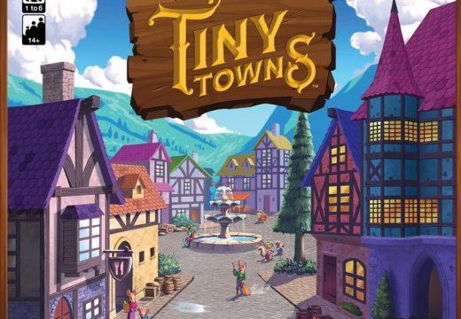 V létě očekávejte Tiny Towns
