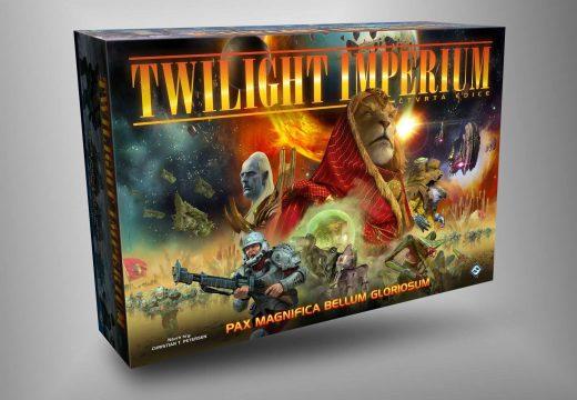 Královská hra Twilight Imperium je tu