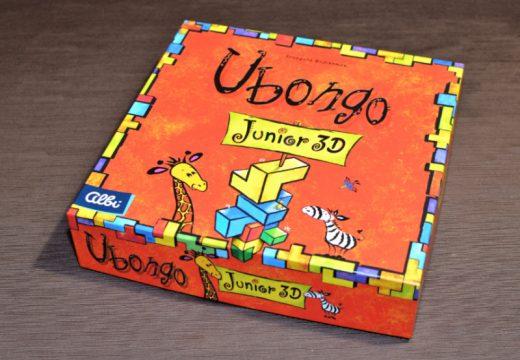 Ubongo 3D Junior je podařená varianta pro děti