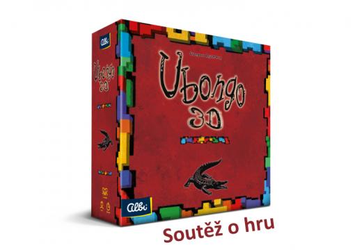 Soutěž o hru Ubongo 3D