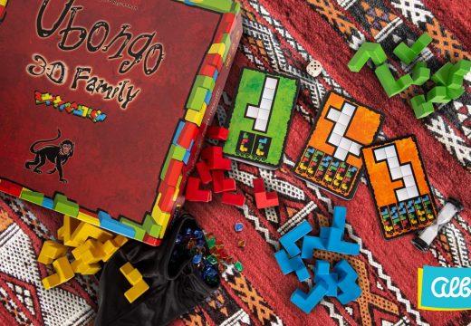 Albi přináší Ubongo 3D Family