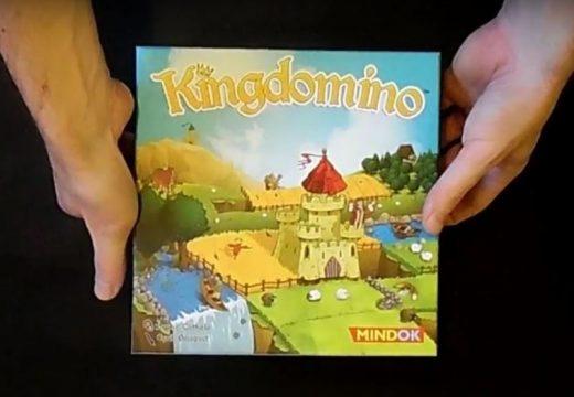 Pelly představuje hru Kingdomino