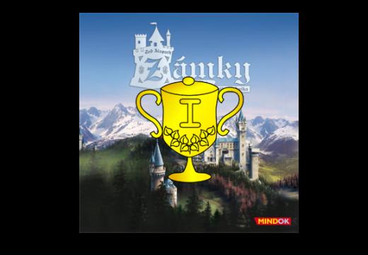 Vyhlášení vítěze v soutěži o hru Zámky šíleného krále Ludvíka