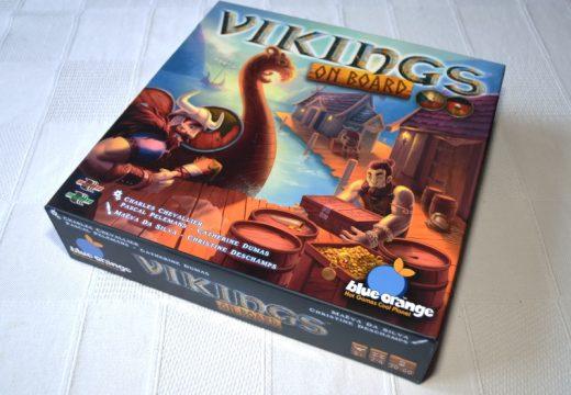 V nové hře Vikings on Board se vikingové chystají na výpravu