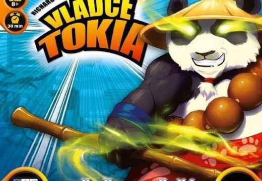 Vládce Tokia je Ještě silnější!