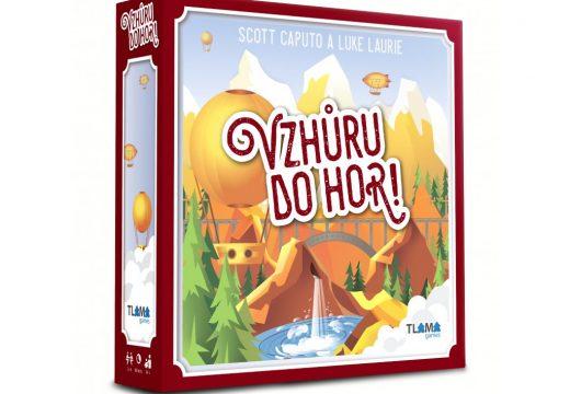 Hra Vzhůru do hor! dorazí v listopadu