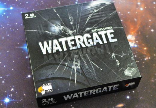 Recenze: Watergate
