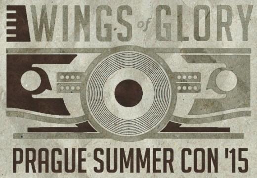 V květnu do Prahy přijede autor Wings of Glory