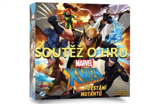Soutěž o hru X-Men: Povstání mutantů