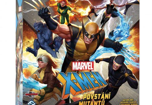 X-Men: Povstání mutantů může propuknout i na vašem stole