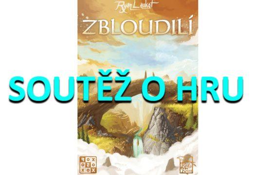 Soutěž o hru Zbloudilí