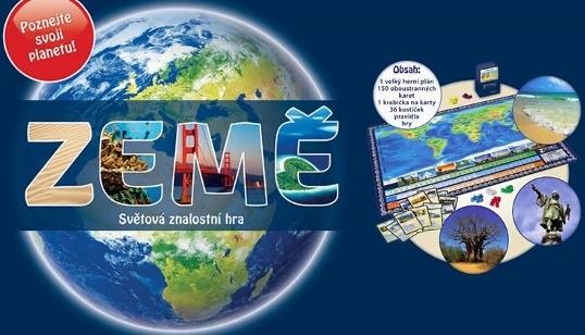 MindOK připravuje znalostní hru Země