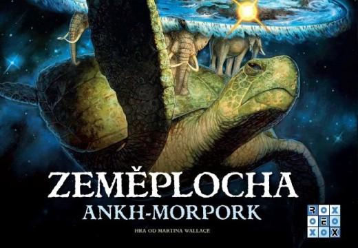 Recenze:  Zeměplocha – Ankh-Morpork