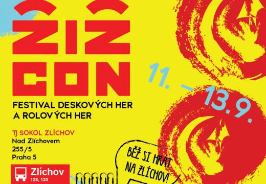 Pozvánka: O víkendu můžete vyrazit na ŽižCon