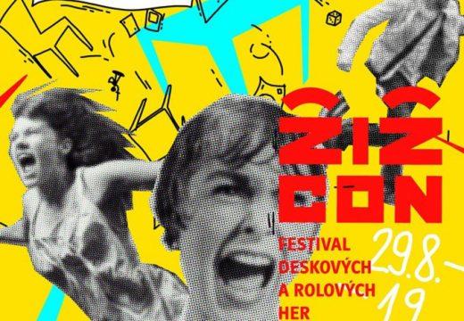 Pozvánka: Konec prázdnin patří ŽižConu v Praze