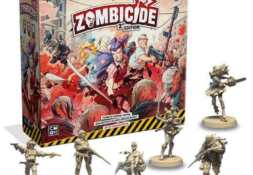 Blackfire připravuje hru Zombicide ve 2. edici