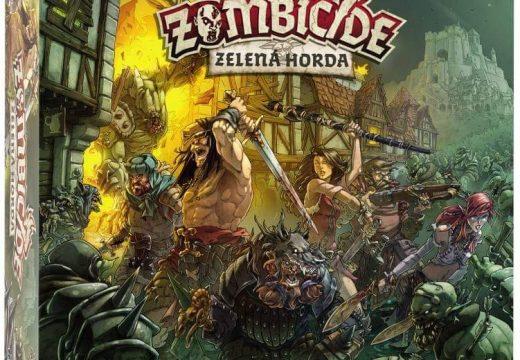 Blackfire již má skladem Zombicide: Zelená horda