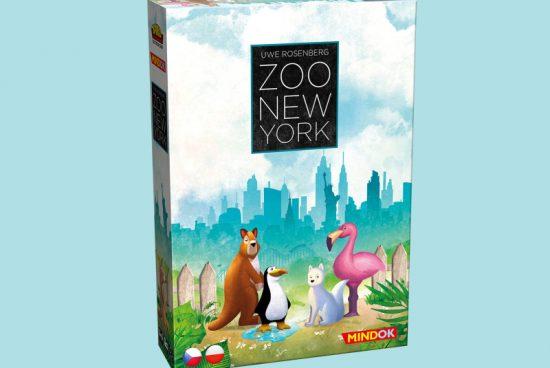 Postavte atraktivní Zoo New York