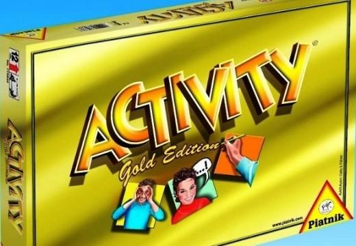 Soutěž o hru Activity Gold Edition