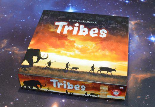 Ve hře Tribes provedete lidstvo třemi epochami pravěku